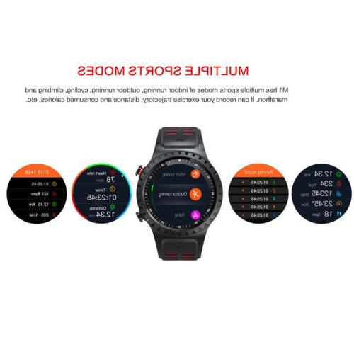 Running Watch GPS Fitness Tracker Cycling