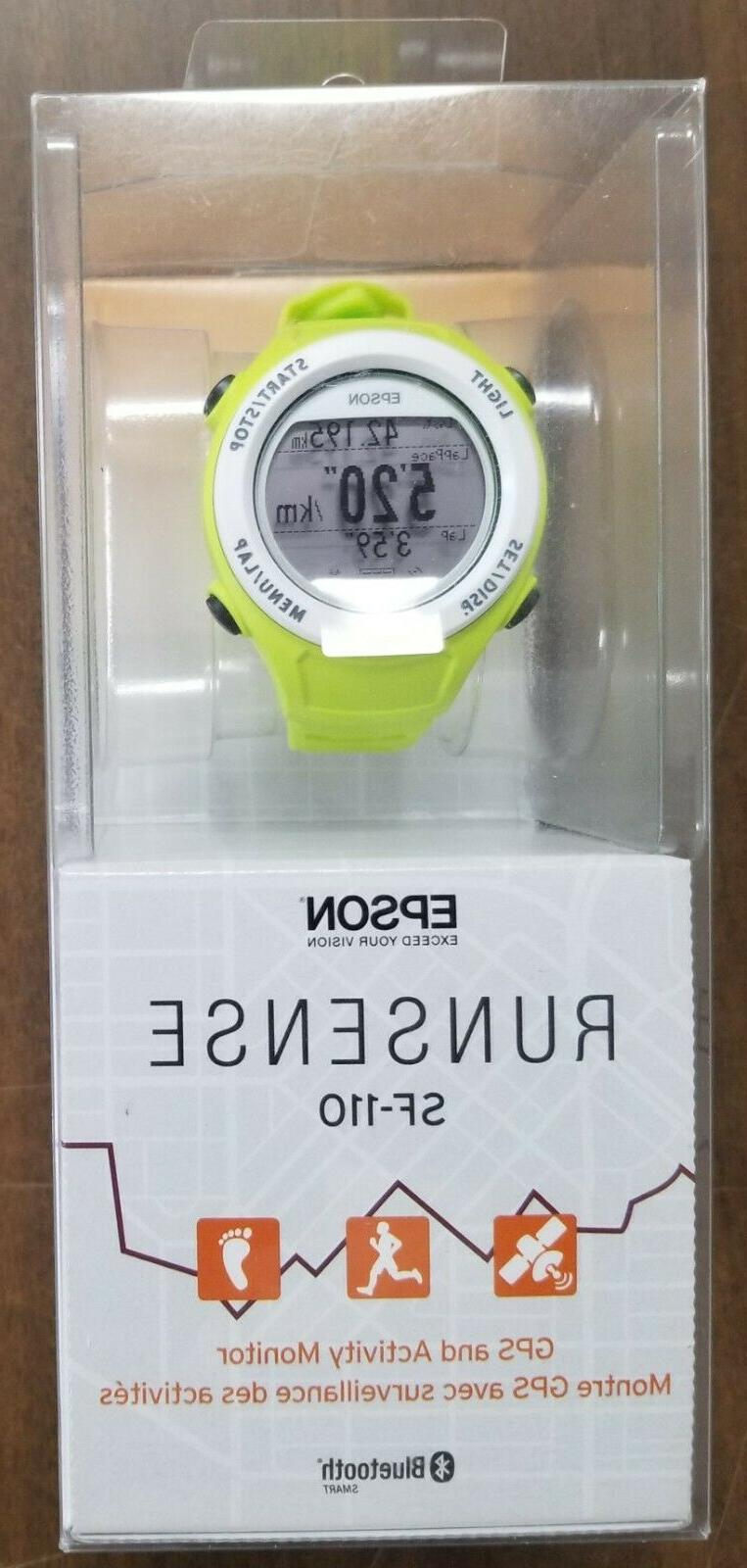 Runsense SF-110G GPS Watch