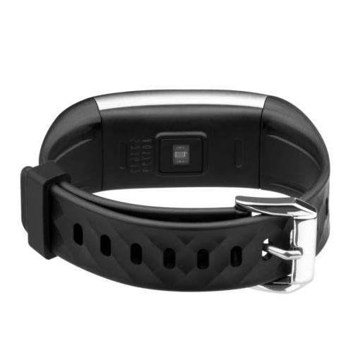 S2 Waterproof Smart Fitness GPS Heart Rate Sleep Bracelet