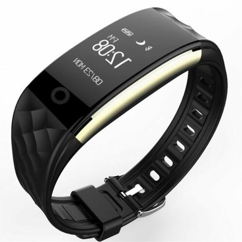 S2 Waterproof Smart Watch Fitness Heart Rate