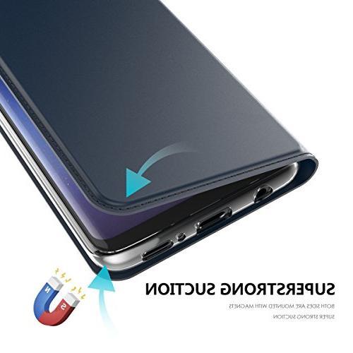 Codream Galaxy S9 Plus Samsung Galaxy S9 Plus Cover Thin Flip Cover Case Hear Excellent Case Samsung by