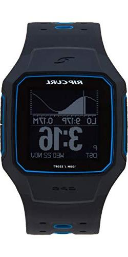 Rip Curl Search GPS Series 2 Smart Surf Watch Blue - Unisex