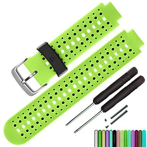 silicone waterproof replacement watch bands