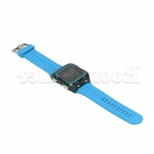 Silicone Wrist Band Strap for For 920XT GPS