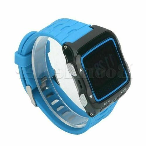 Silicone Wrist Band for For Garmin Forerunner 920XT Multisport