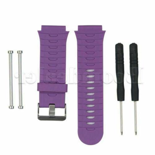 Silicone Wrist for 920XT GPS Watch