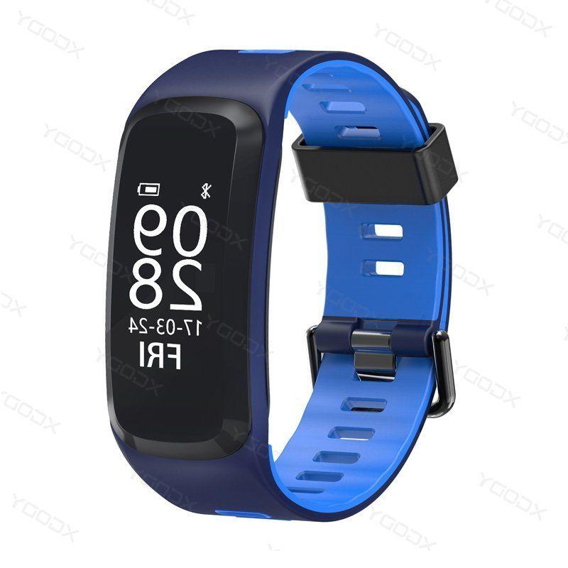 Smart Bracelet Heart Rate Tracker