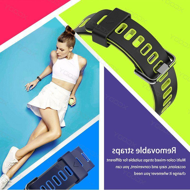 Smart Bracelet Wristband Watch Heart Rate Tracker GPS