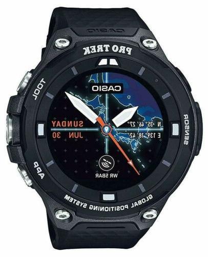 smart outdoor watch protrek smart with gps