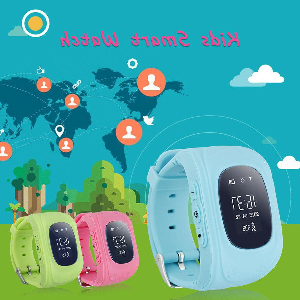 Smart Phone Watch Kid Wristwatch Waterproof