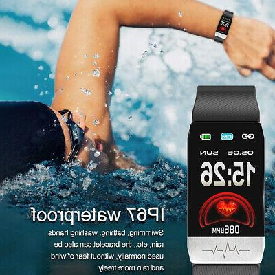 Smart Watch Oxygen Pressure Body