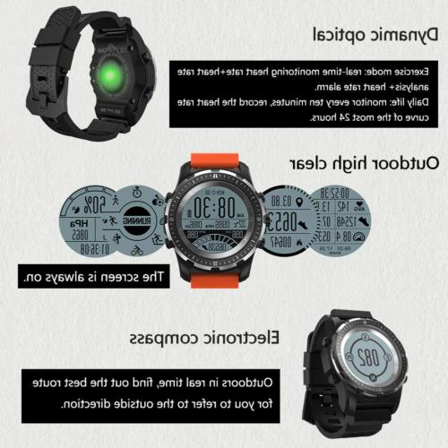 Rookee Smart Watch for Outdoor Sport