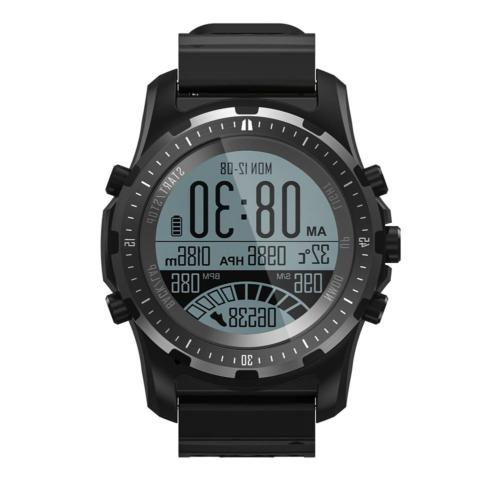smart watch for outdoor sports with built
