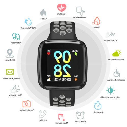 Smart Tracker Heart Monitor