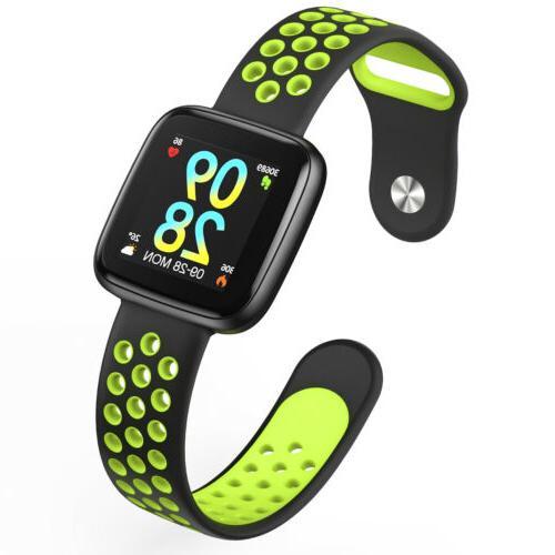 Smart Watch Tracker Waterproof Monitor Weather