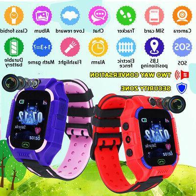 Smart Locator SOS Phone Kids Children GPS