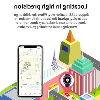Smart Watch Locator SOS for Children