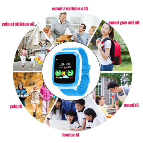 Smart Watch W/ GSM Locator Children