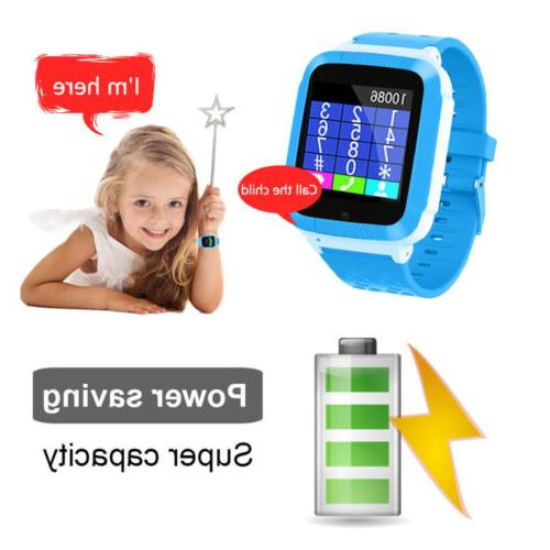 GSM Locator SOS Call Anti-lost Children Gift