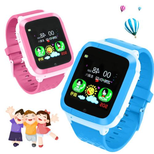 Smart Watch GSM Locator SOS Call Children