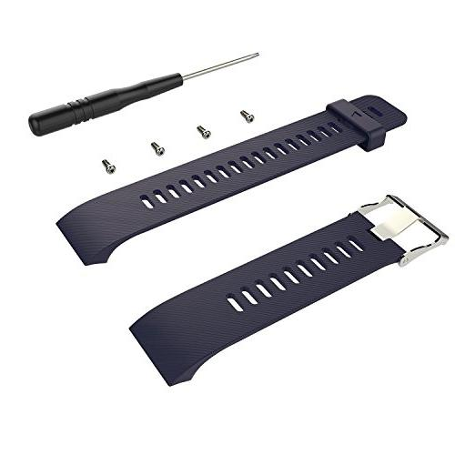 soft adjustable silicone replacement watch