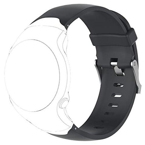 Becoler Soft Silicone Band Replacement Approach S3 Release Watch Band
