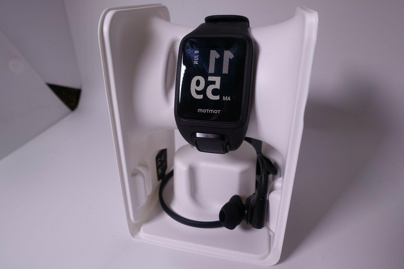 TomTom Spark 3 Special Edition+GPS Watch Rate Open Box