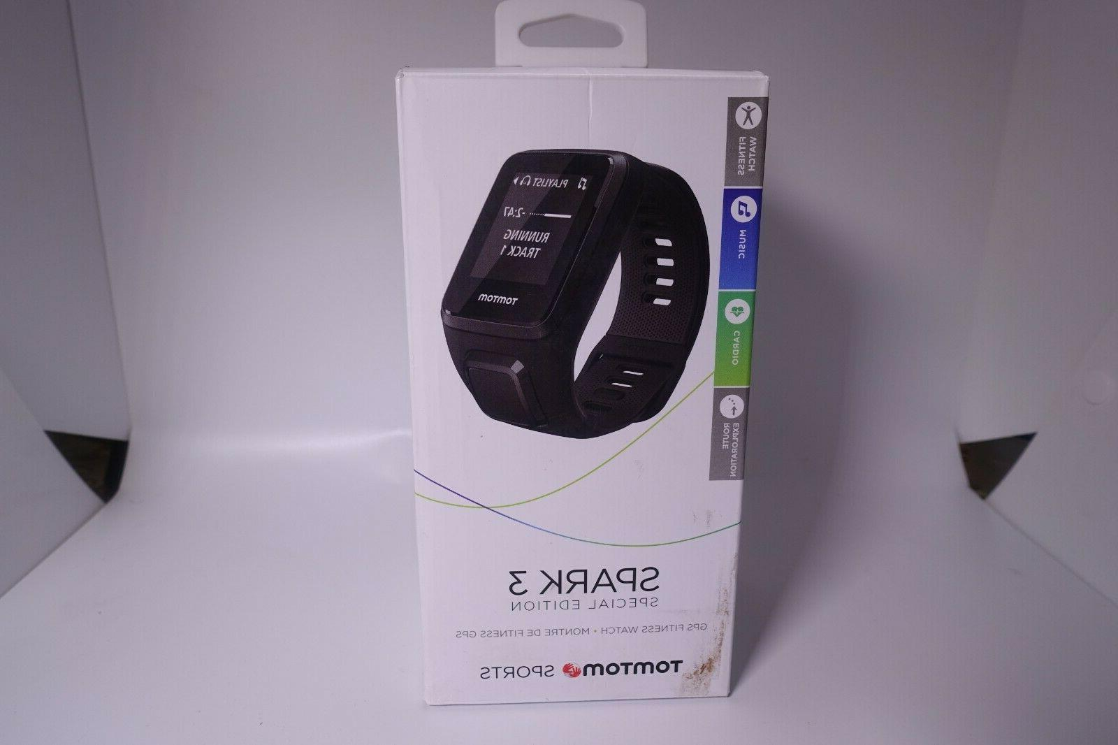 spark 3 special edition gps fitness watch