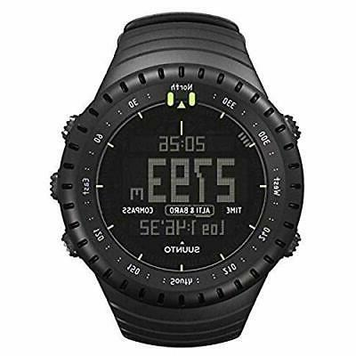 Suunto Core All Black Military Outdoor Watch SS014279010