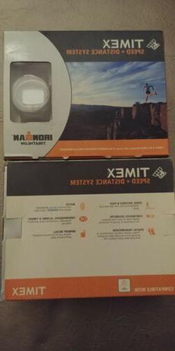 Timex Distance System Ironman Watch &