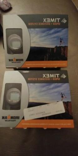 Timex T53501 Speed and Distance System Ironman Triathlon Wat