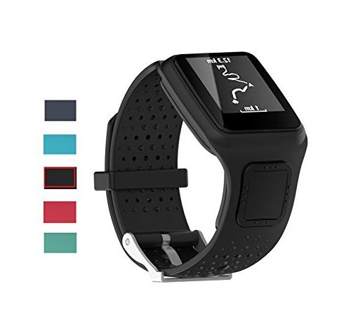 tomtom runner cardio band