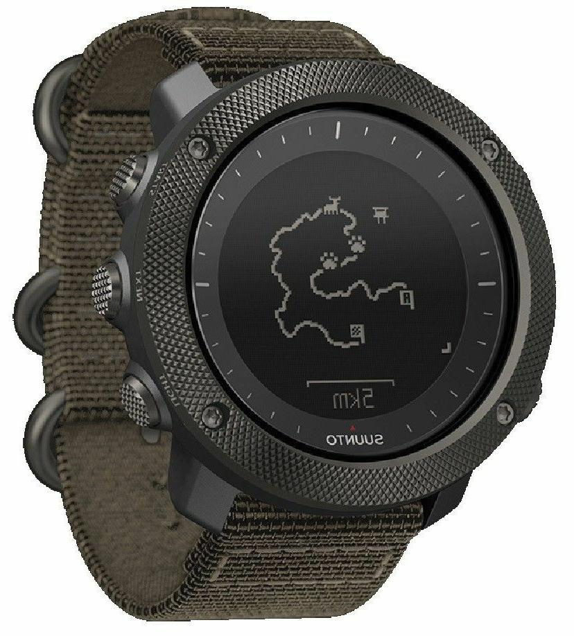 🔥SUUNTO ALPHA MEN'S FISHING AND HUNTING GPS SS022292000