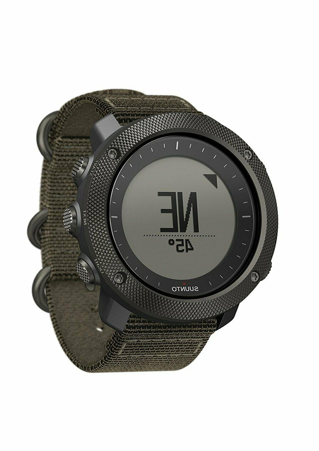 🔥SUUNTO TRAVERSE ALPHA GPS WATCH