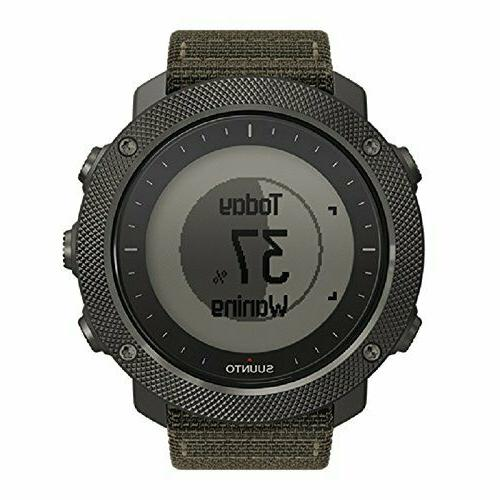 🔥SUUNTO TRAVERSE FOLIAGE MEN'S GPS SS022292000