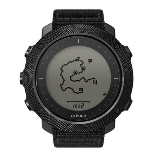 traverse alpha stealth mens gps outdoor fish