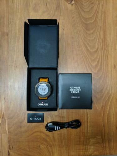 Suunto GPS Outdoor Watch