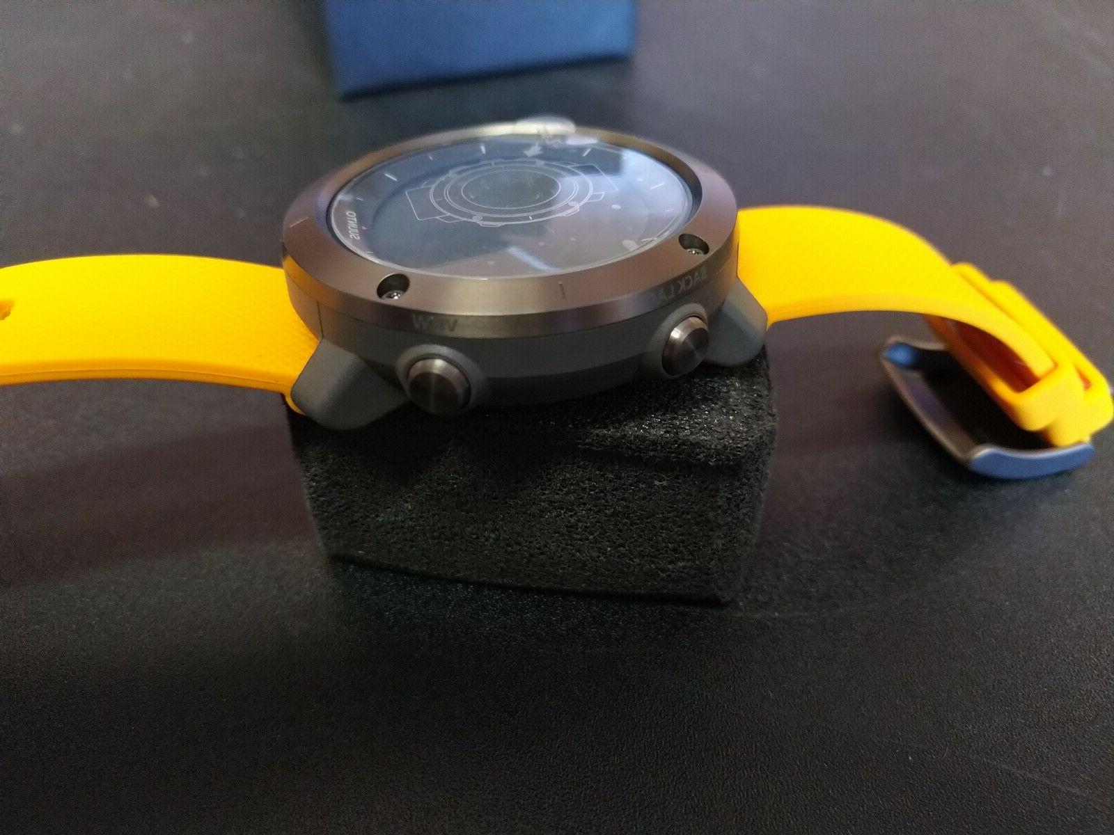 Suunto Watch Amber
