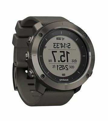 traverse graphite gps outdoor watch for hiking