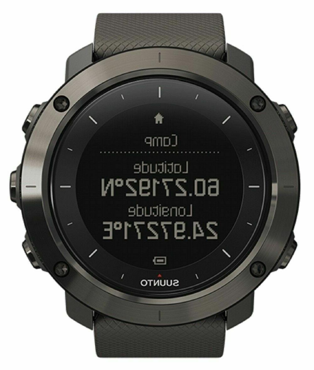 SUUNTO GPS outdoor watch Navigation for