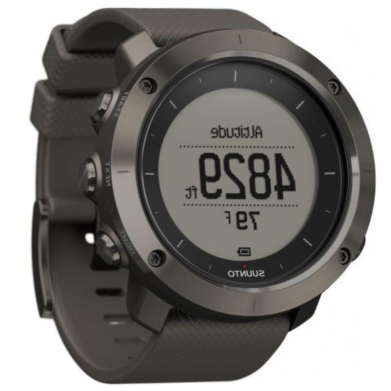 traverse graphite gps outdoor watch navigation