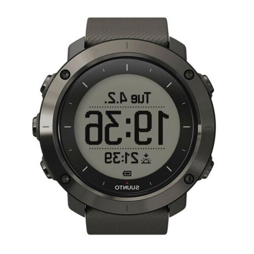 traverse graphite gps watch