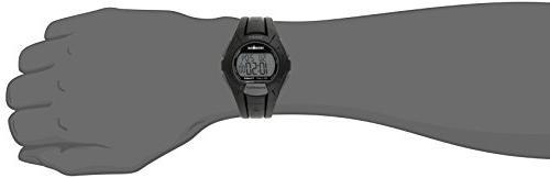 Timex Men's Ironman Essential 10 Black Resin Strap