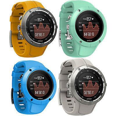 unisex spartan trainer wrist heart rate multi