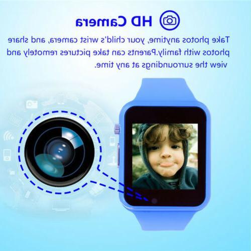 USA GPS SOS GSM SIM Xmas Gifts For Child
