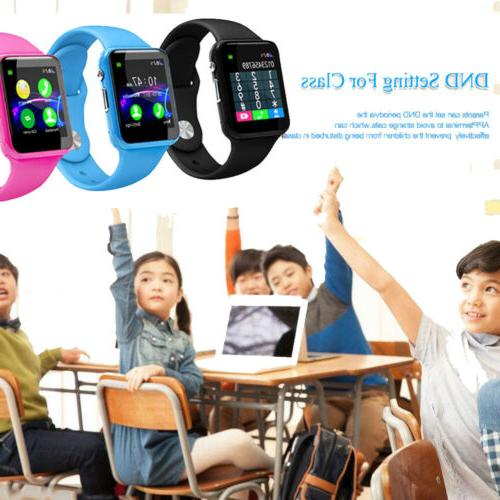 USA Anti-lost GPS Call GSM For Kids