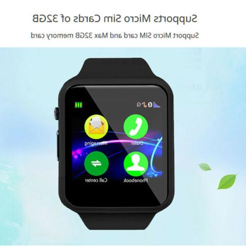 USA Watch GPS Tracker GSM For Child Kids