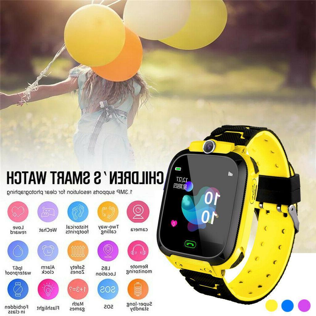 usa smart watch with gps gsm locator