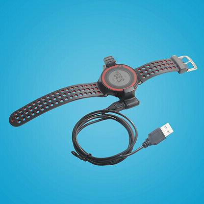 USB Clip Charging & Data Cable Garmin Forerunner GPS Watch CAL