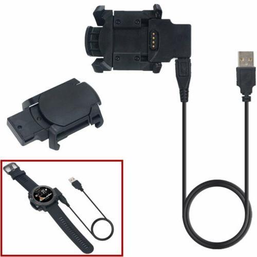 USB & Station Dock Fenix 3 Quatix 3 Watch